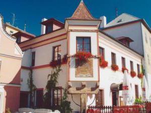 Hotel Bílá Paní Jindřichův Hradec - Restaurace a hotel Bílá Paní, Hradec