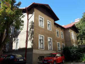 Apartmán Letná **** - budova