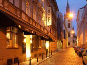 ANTIK CITY - Hotel Antik city v Praze