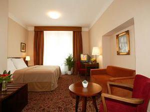 ANTIK CITY - Jiný pokoj v Pražském hotelu Antik City