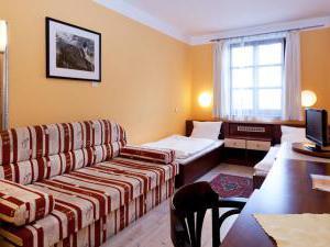 Hotel-Morava-znojmo - pokoj v hotelu Morave ve Znojmně