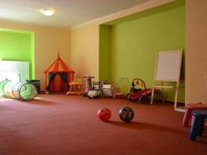 Babyhotel Karolínka Vranov nad Dyjí -
