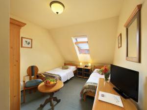Hotel Panská - Dvoulůžkový pokoj standard