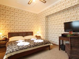 Hotel Villa Milada - Stylově zařízený dvoulůžkový pokoj
