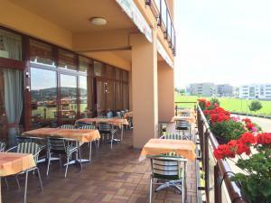 Primavera Hotel & Congress centre**** - Restaurant Primavera - venkovní terasa
