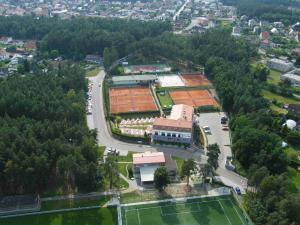 Hotel SPORT Zruč - Sportovní areál Zruč a Hotel SPORT Zruč