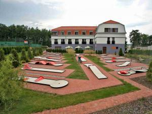 Hotel SPORT Zruč - Minigolf