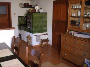 Chalupa Dana - Obývací pokoj.