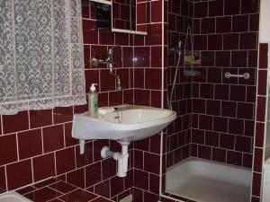 Chalupa Dana - Koupelna, sprchový kout.