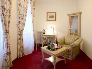 Spa Hotel Schlosspark - Pokoj kategorie Lux