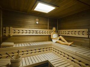 Spa Hotel Schlosspark - Sauna