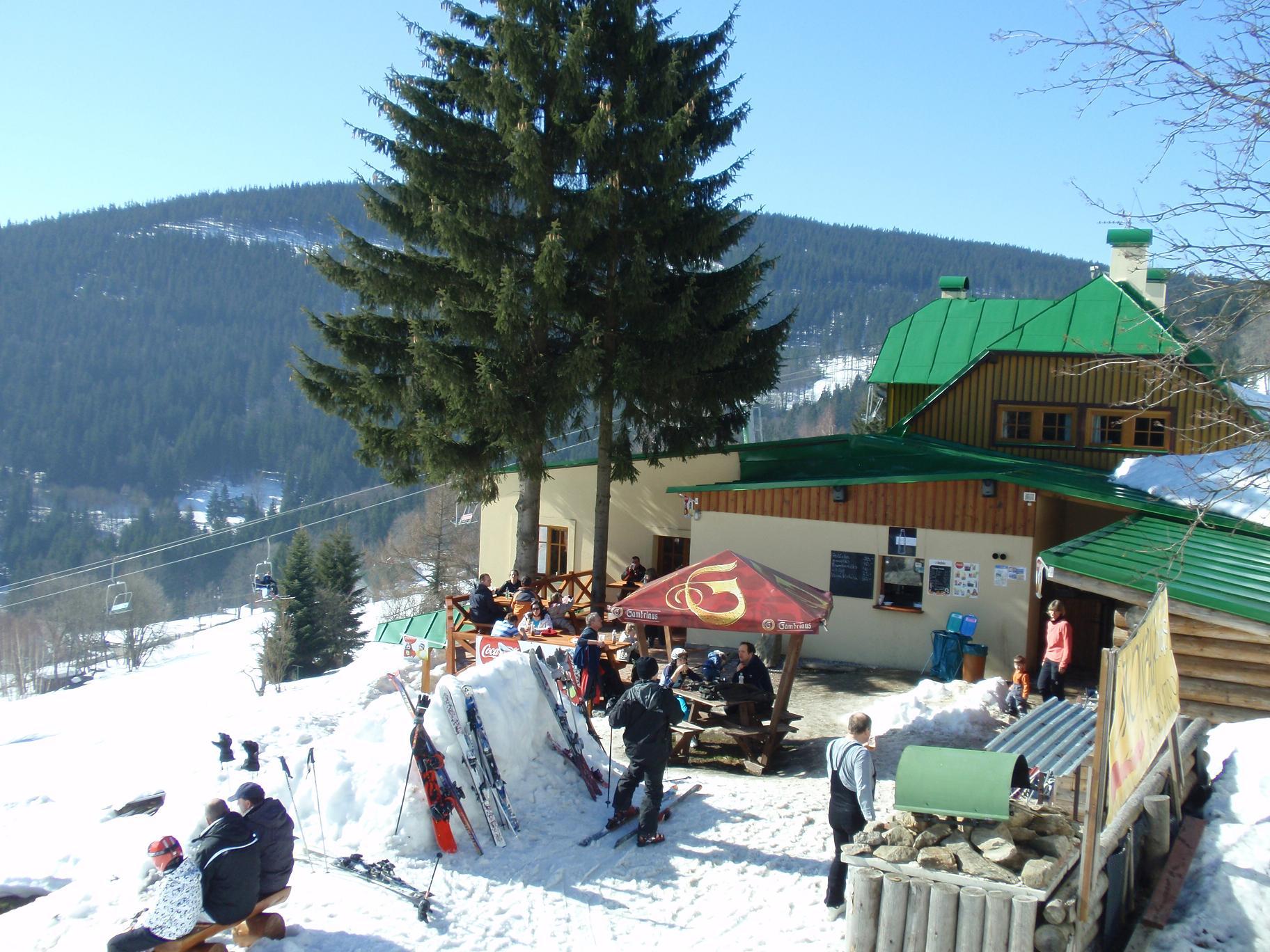 Špindl - Krkonoše - ubytování