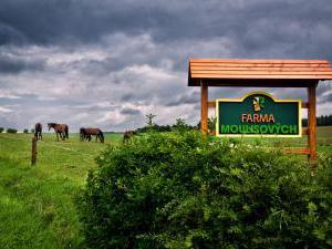 Penzion Ekologická Farma Moulisových
