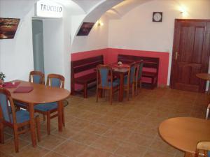 Penzion U dvojice - Nekuřácká restaurace součástí penzionu