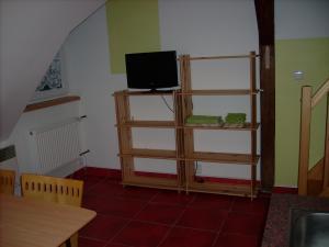 Penzion U dvojice - Pokoje s TV