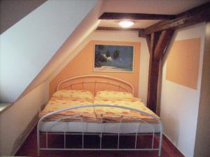 Penzion U dvojice - Klasický pokoj s manželskou postelí