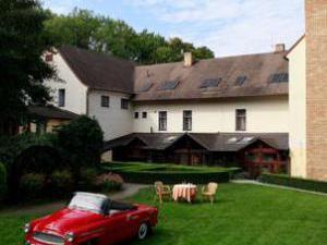 Hotel Moravia – Lasákův mlýn