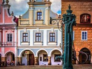 Apartmány Chornitzerův dům Telč