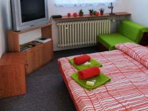 Třeboňské apartmány Radka -