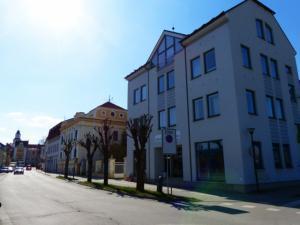 Třeboňské apartmány Radka