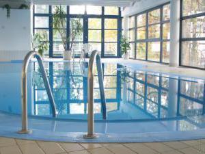 INTERHOTEL AMERICA - Bazén v hotelu Amerika v Písku