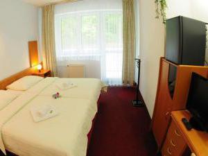 INTERHOTEL AMERICA - Ubytování v Písku v mezinárodním hotelu Amerika