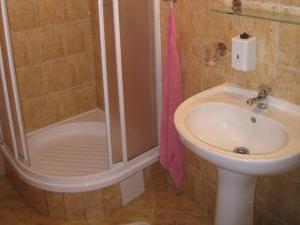 Horská chata u Jagušky - Horská chata u Jagušky - koupelna na každém pokoji