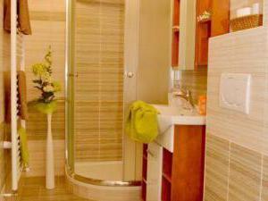 Penzion Réva - Koupelna ubytování ve Valticích penzion Réva
