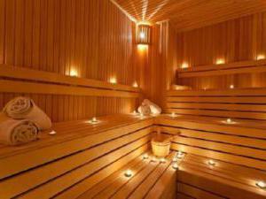 Penzion Réva - Sauna v penzionu ve  Valticích