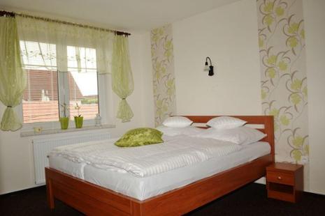 pokoj ubytování ve Valticích penzion Réva