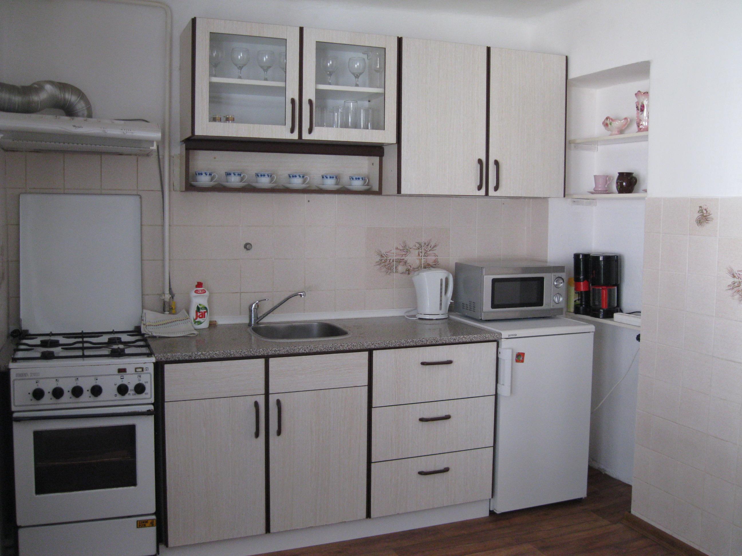 apartmán 1v ubytování na Jižní moravě