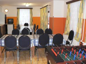 Chata Pod Hájkem s wellness - Chata Pod Hájkem - společenská místnost