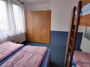 Chata Pod Hájkem s wellness - ložnice