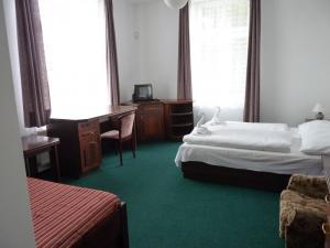 EXPANZE JAROMĚŘ - Ubytování na Hradecku v penzionu Expanze
