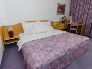 Hotel Bobycentrum - Pokoj s manželskou postelí