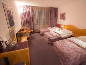 Hotel Bobycentrum - Třílůžkový pokoj