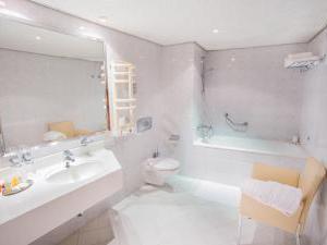 Hotel Bobycentrum - Koupelna