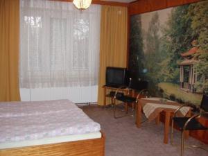 Ubytování v Brně -