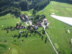 Village golf hotel Svachův Dvůr -