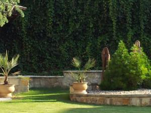 ANTIK HOTEL SOFIA  - Zahrada
