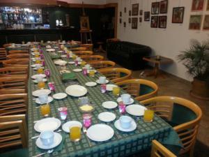 ANTIK HOTEL SOFIA  - Snídaně - skupina