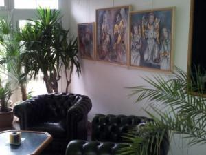 ANTIK HOTEL SOFIA  - Bar - galerie