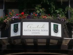 ANTIK HOTEL SOFIA  - Hotelový vchod