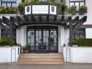 ANTIK HOTEL SOFIA  - Vchod do hotelu