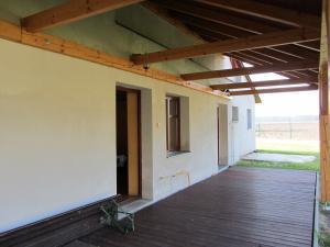 Ubytování u Kubínů na Třeboňsku - Ubytování Kubínovi_Apartmány_Západní terasa