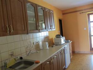 Ubytování u Kubínů na Třeboňsku - Ubytování Kubínovi_Malý_nový_apartmán_vybavení