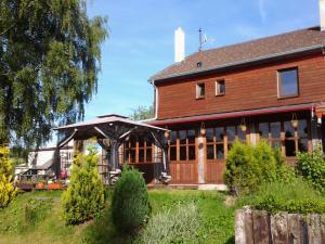 Chata Borůvka - Chata Borůvka