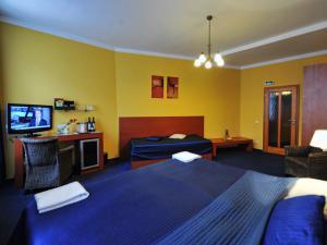 Hotel ARTE - Třílůžkový pokoj Standard
