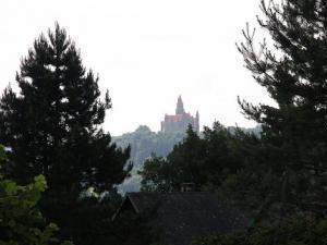 Chata u hradu Bouzov -
