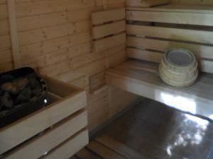 Chalupa pod Čihalkou - Chalupa pod Čihalkou - sauna